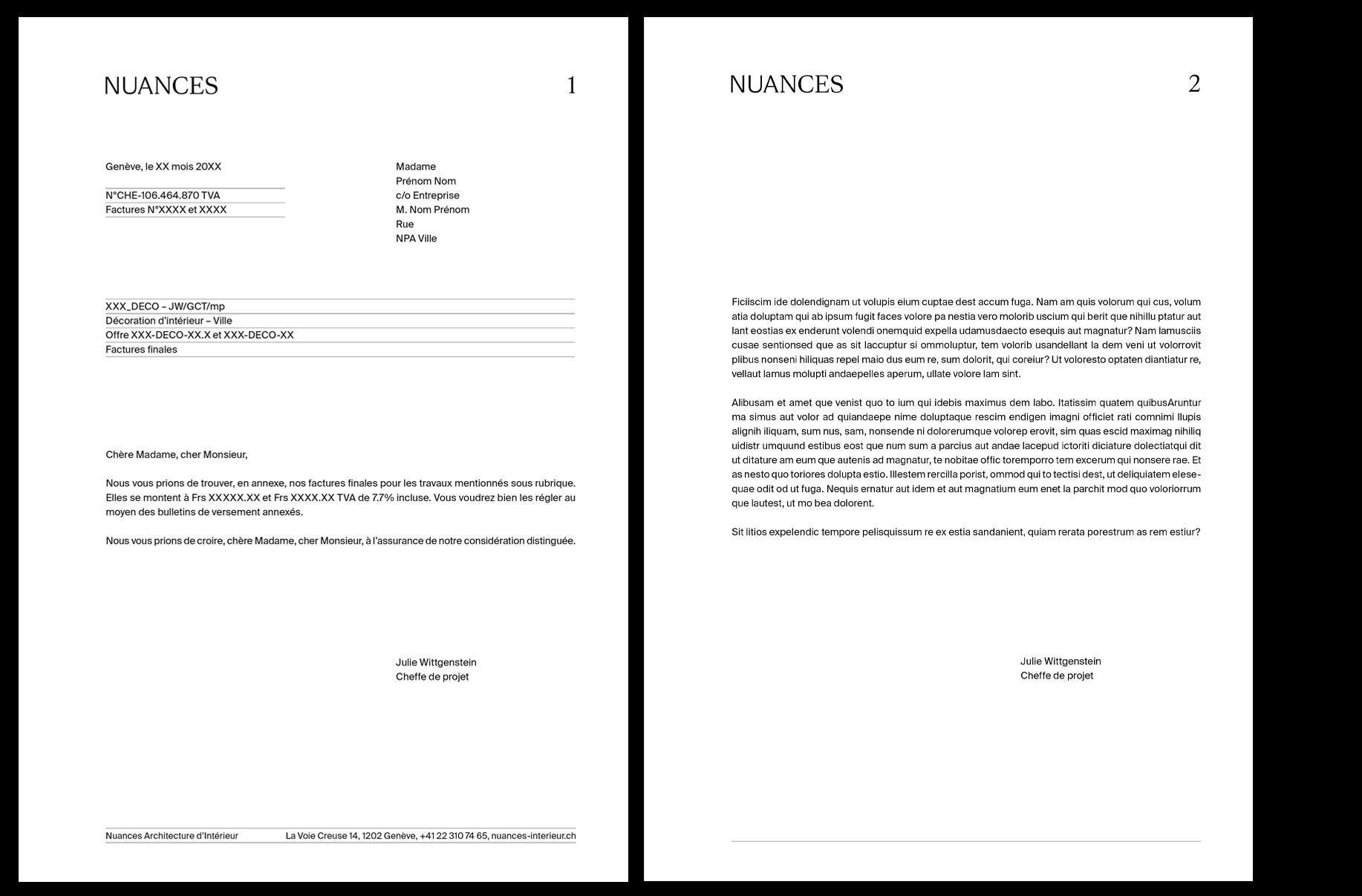 NU_corporate_correspondance